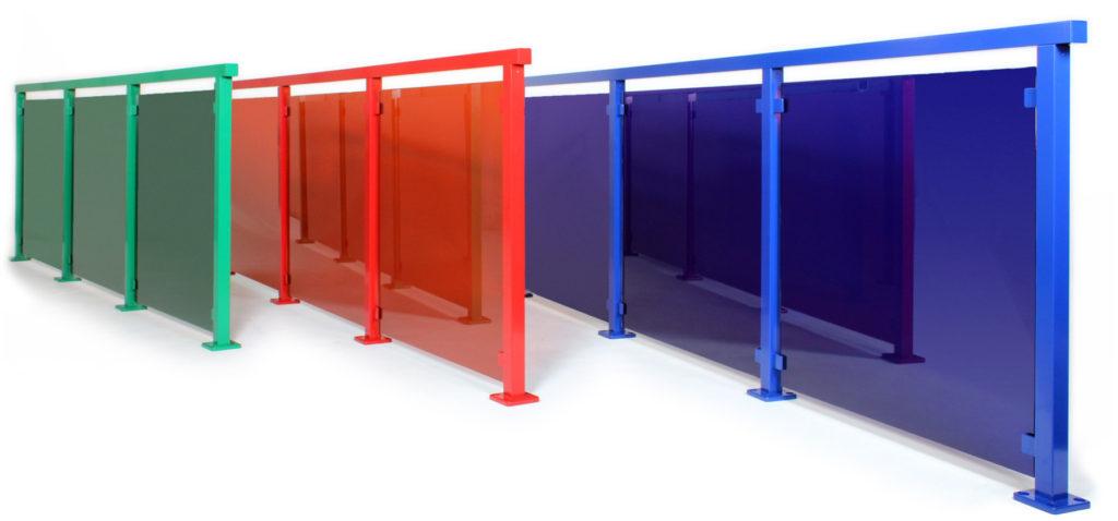 Fantastisch Glasgeländer aus Aluminium, Edelstahl & Ganzglas | Geländerladen.at KW68