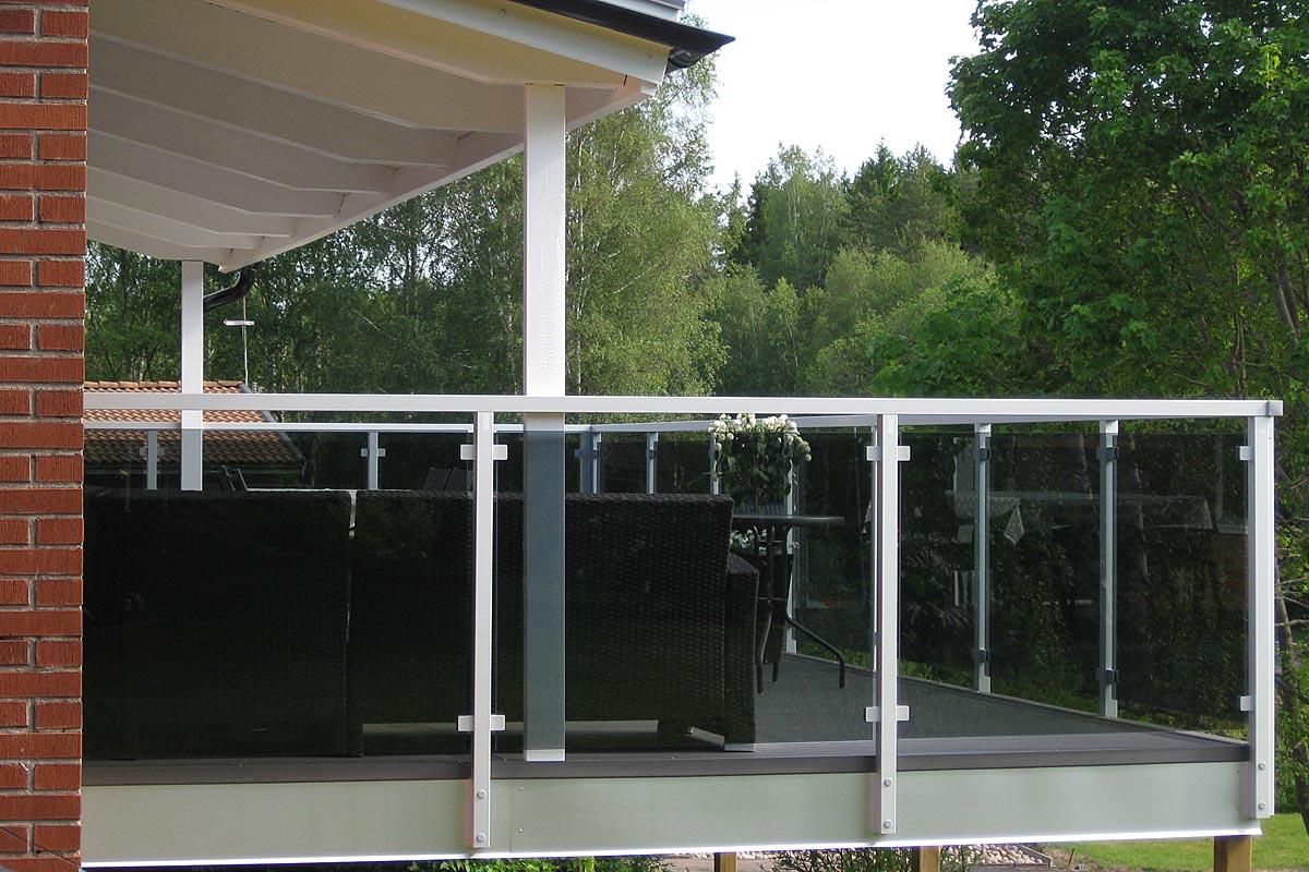 Aluminiumgeländer - nach Maß für Ihr Zuhause ...